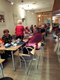 Zahlreiche Gäste waren zum Generationennachmittag gekommen