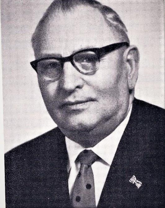Bürgermeister Eberth