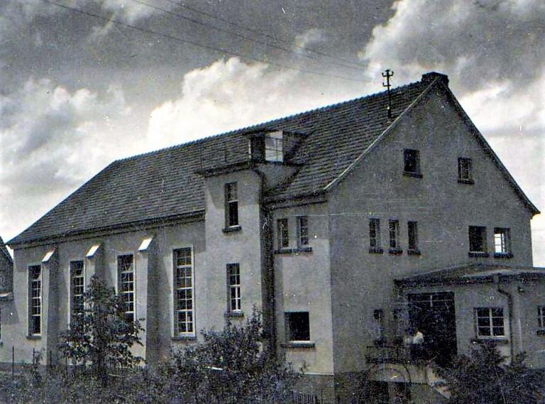 Turnhalle 1929