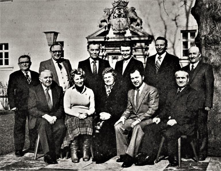 Gemeinderatsfraktion der SPD 1978